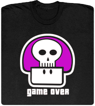Caraca!!! game over