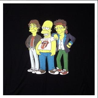 Homer vesão rocker